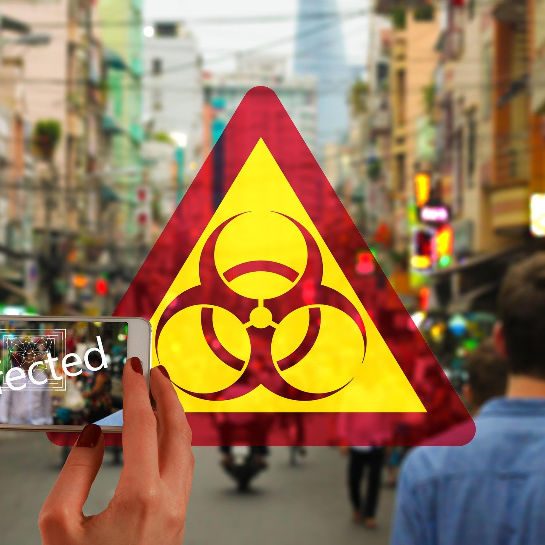 Consumidor pode cancelar viagem para local com casos de coronavírus
