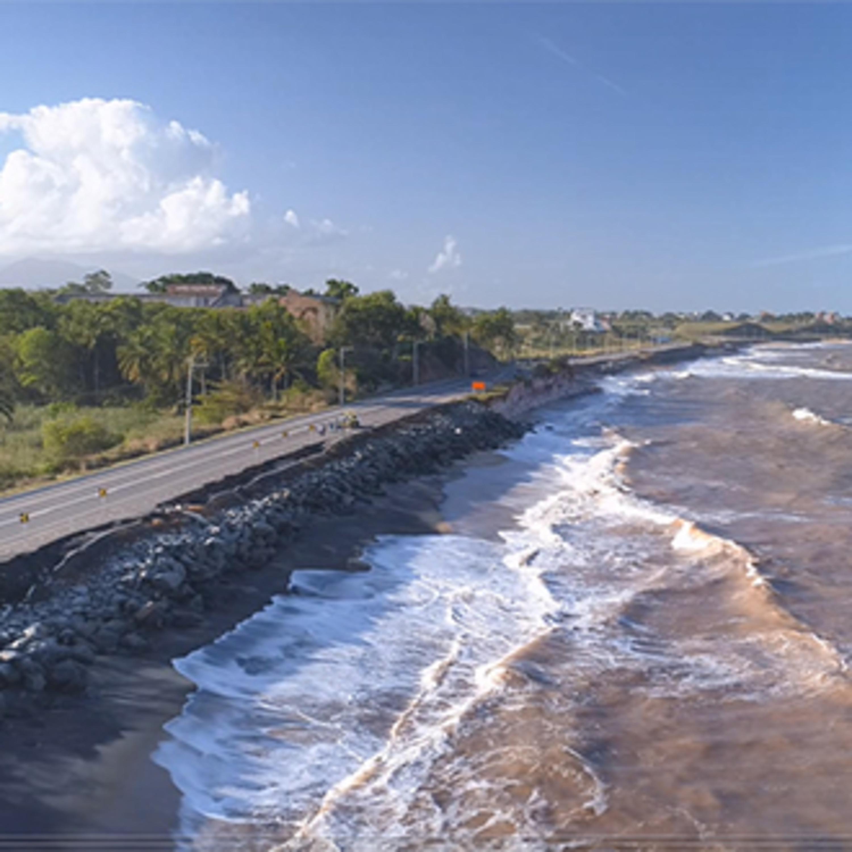 Metade das praias do mundo pode desaparecer até 2100