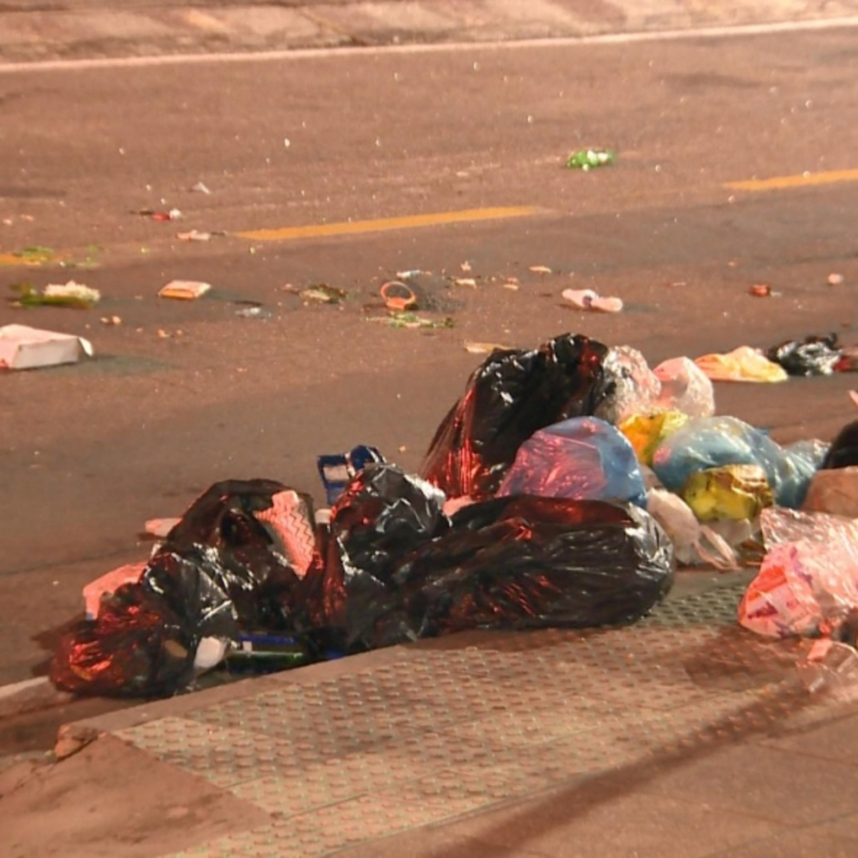 Chuva e acúmulo de lixo na Grande Vitória merecem nossa atenção