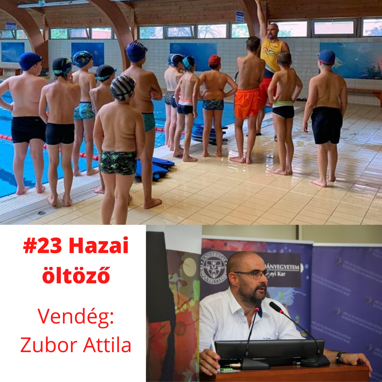 #23 Hazai öltöző - Mindenki tanuljon meg úszni!