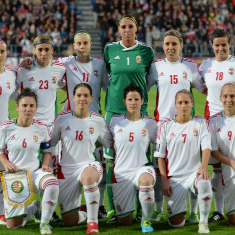 #27 Hazai öltöző Női labdarúgás Magyarországon