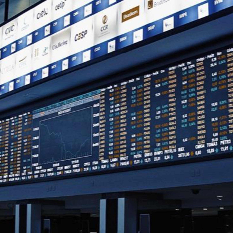 Bovespa valoriza 9% desde maio, superando a barreira histórica de 130 mil pontos