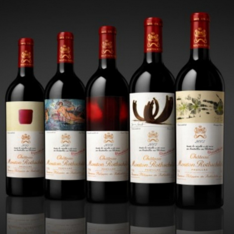 Conheça a mística do vinho francês Château Mouton Rothschild