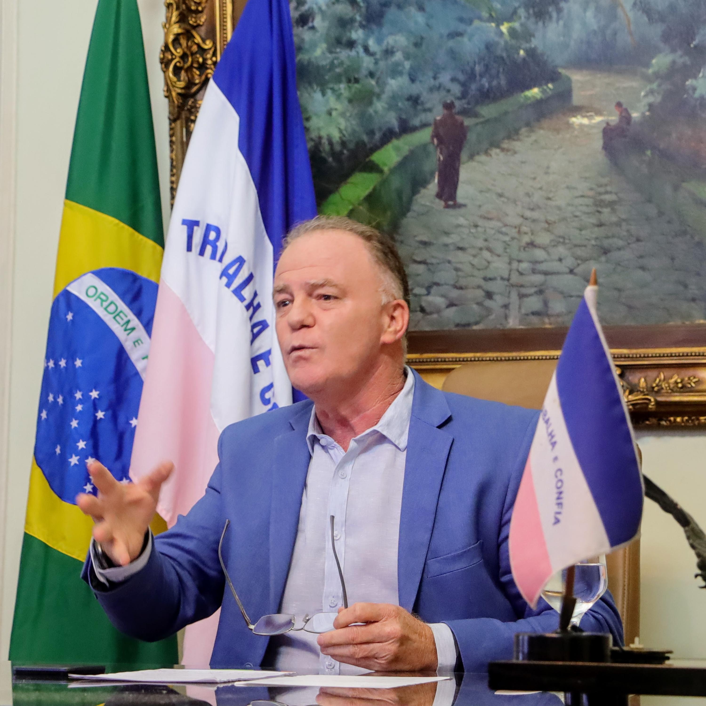 Governador detalha ações econômicas na crise do coronavírus no ES