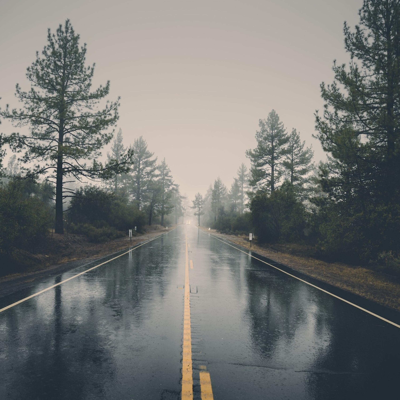 PRF analisa situação de estradas após chuvas no ES