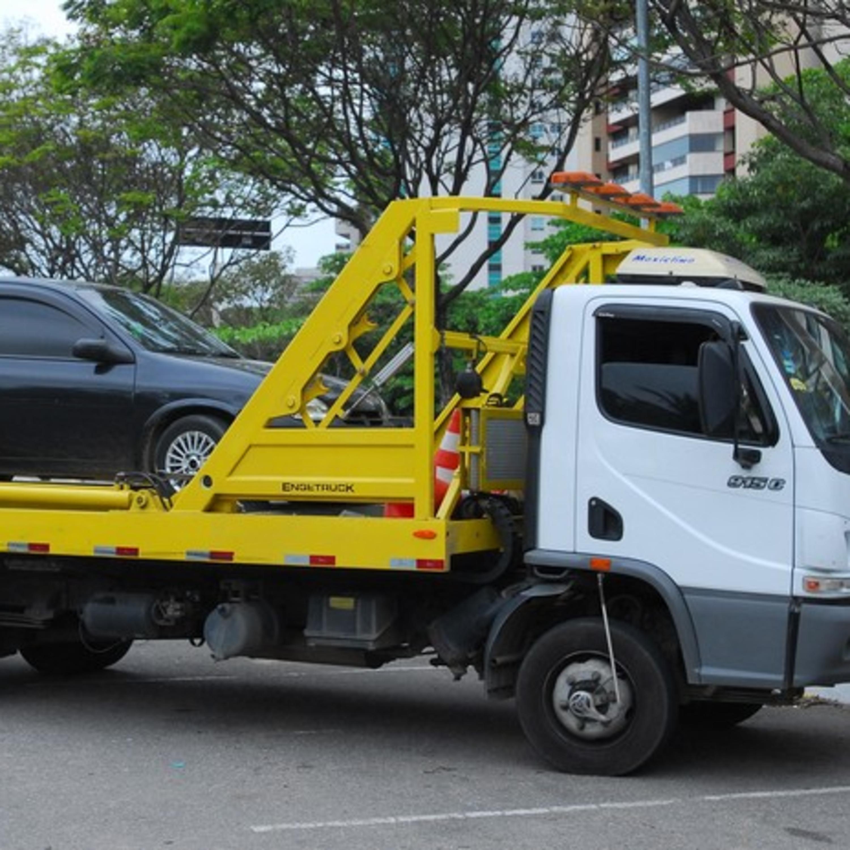 Que tipo de infrações podem causar a retenção de um veículo?