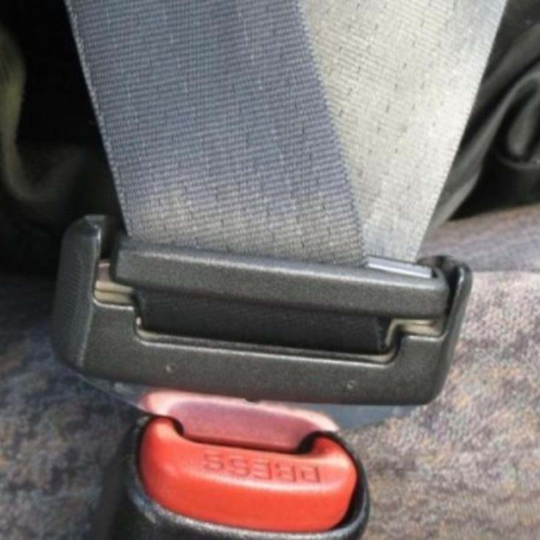 PRF registra aumento em autuações por falta do cinto de segurança
