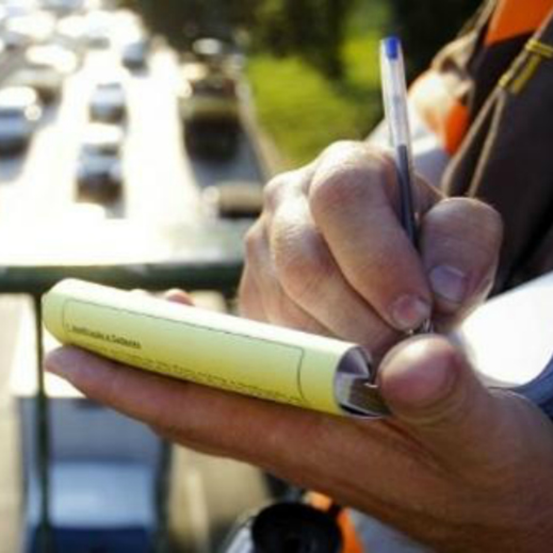 As infrações que vão gerar multa sem entrar na conta de pontos