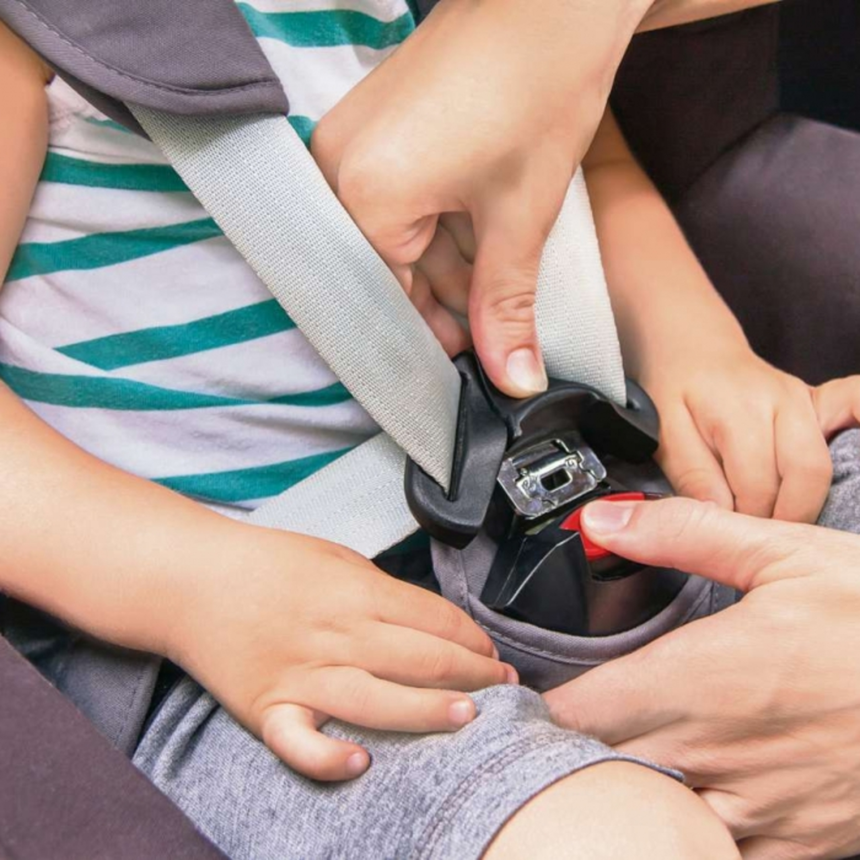 Novo CTB: cadeirinha será obrigatória para crianças de até 10 anos