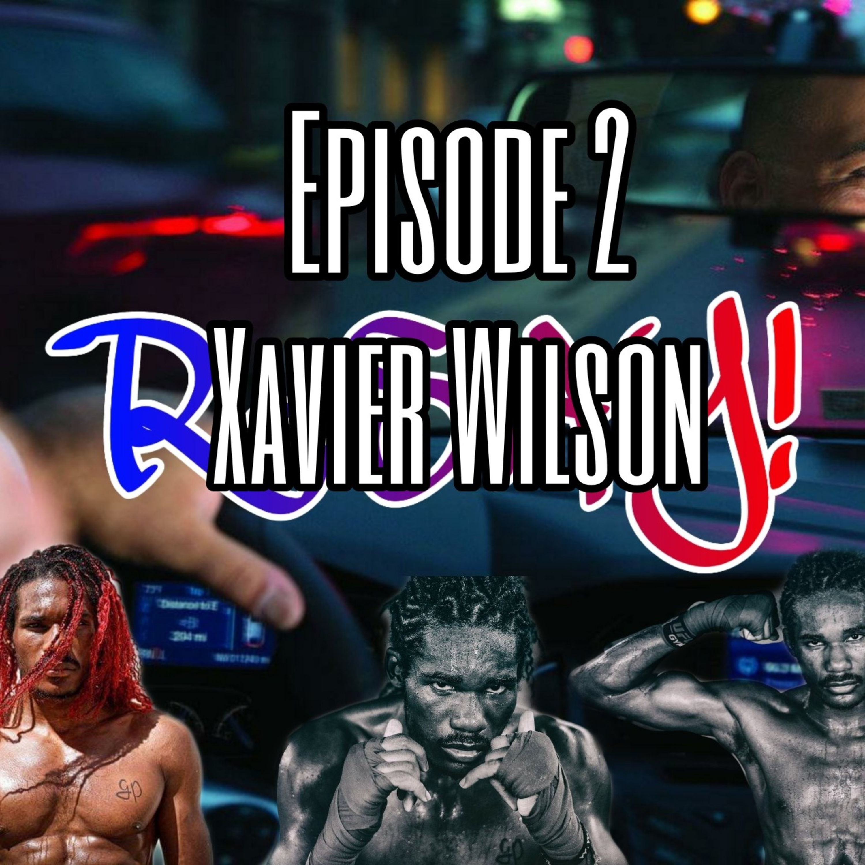 "R-Say Episode 2 with Xavier ""Professor X"" Wilson"