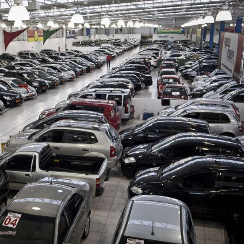 Vendas de carros por falta de uso crescem na pandemia