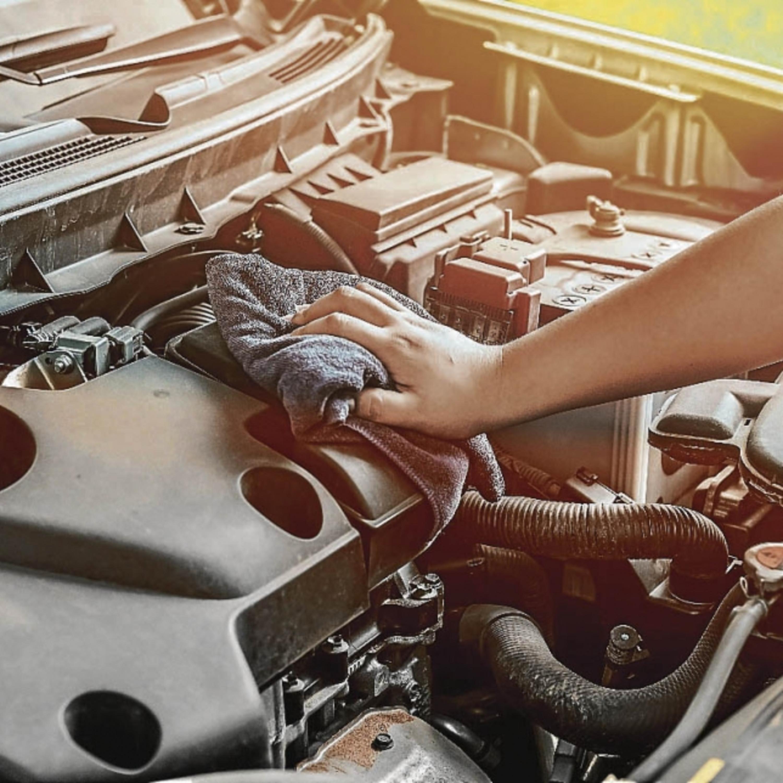 O que devo fazer quando o motor superaquece?