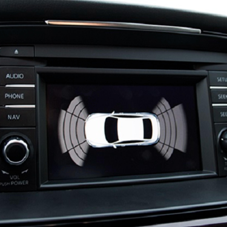 Tecnologia na direção: sensores de presença fazem carro parar e evitam batida