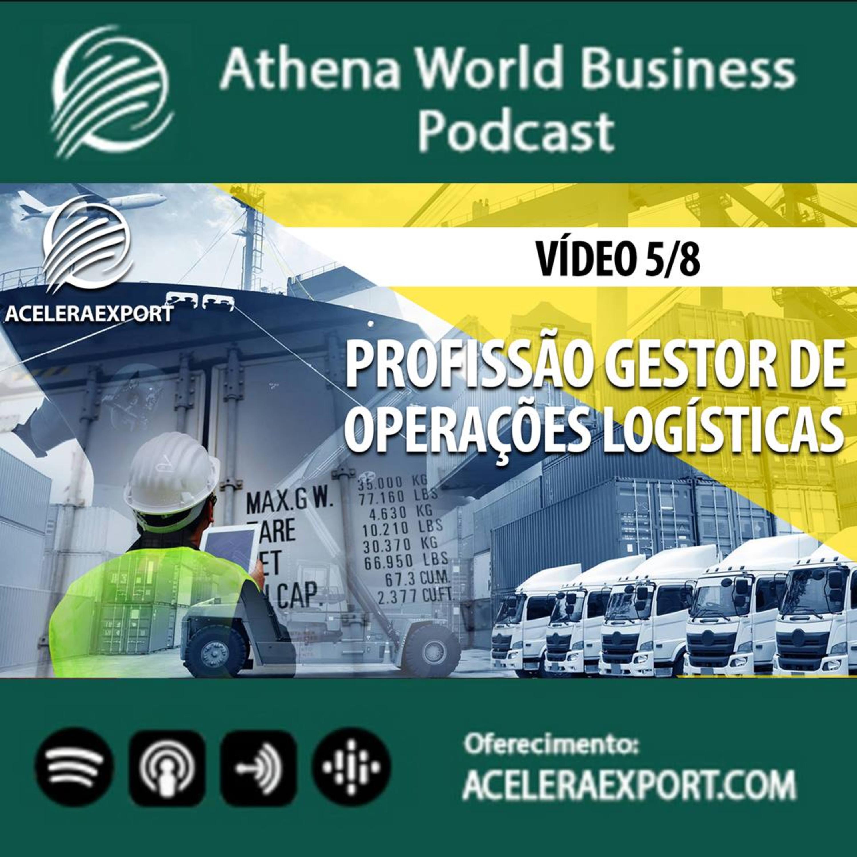 EP #34 - Profissão gestor de operações logísticas