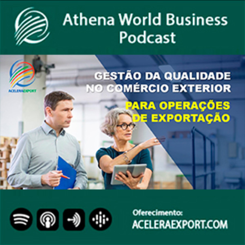 EP #039 - Gestão de qualidade no comércio exterior para operações de exportação.