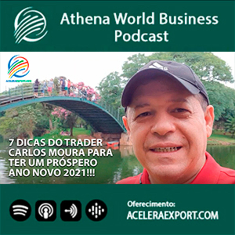 EP #041 - Trader Carlos Moura deseja um feliz ano novo 2021