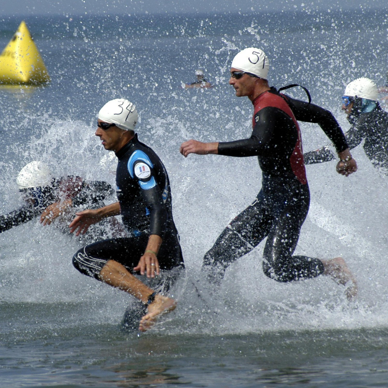 Campeonato Brasileiro de Aquathlon é sediado em Vitória pela 1ª vez