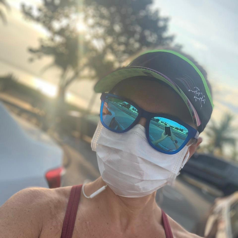 Correr de máscara? Médica dá dicas para a prática segura