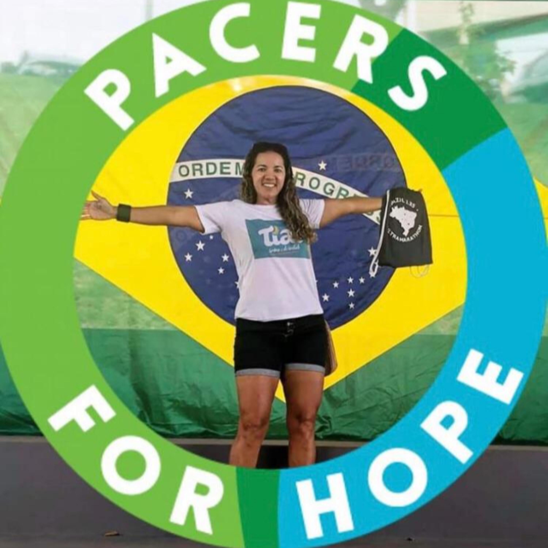 Ultramaratonista participa de desafio solidário e corre por 24 horas