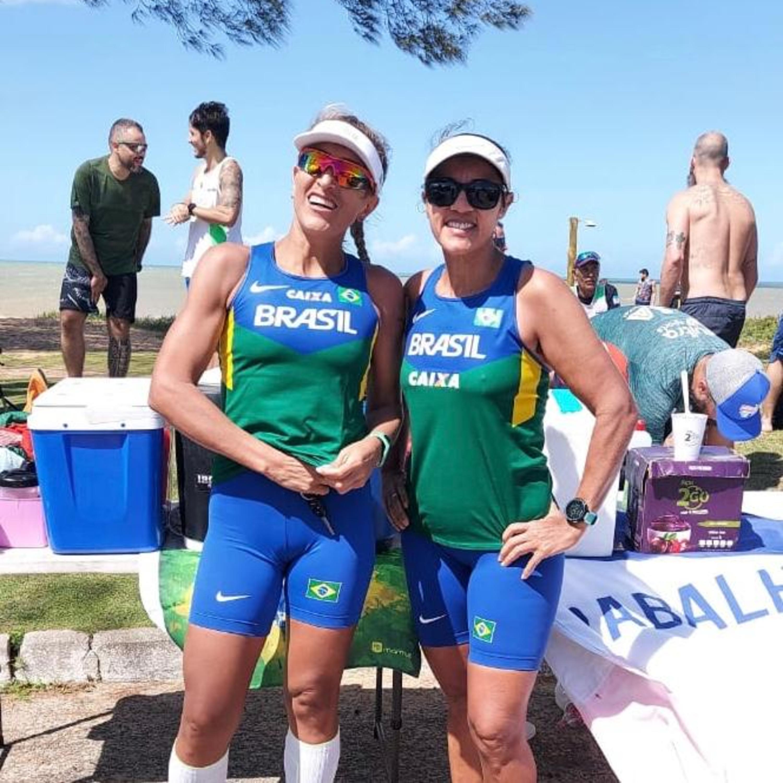 Ultramaratonista do ES participa de desafio solidário