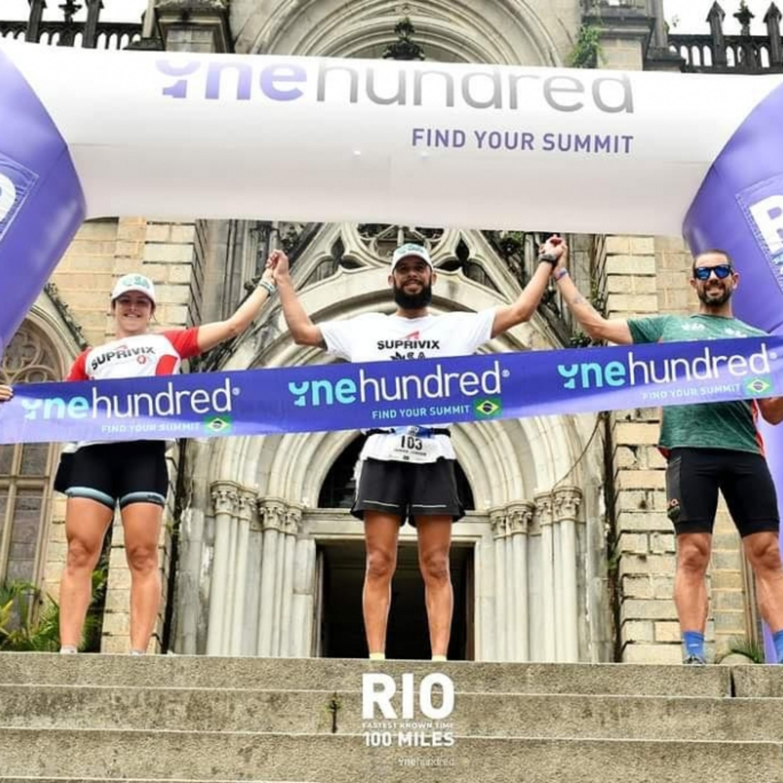 Ultramaratonistas capixabas correm 100 milhas no Rio