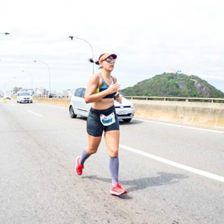 Professora conta como está se preparando para sua 1ª maratona