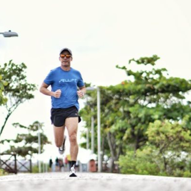 Advogado do ES quer correr as seis maiores maratonas do mundo