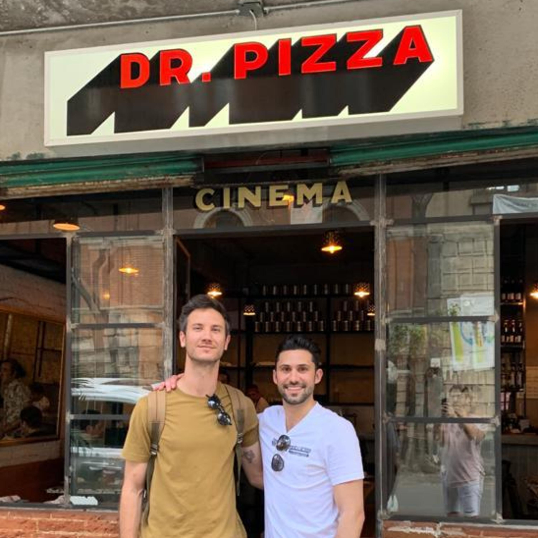Episode 2 Season 1 - Paul - Dr. Pizza