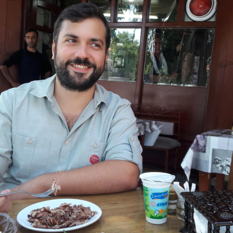 Episode 4 - Can Kırış and The Doner Kebab Road