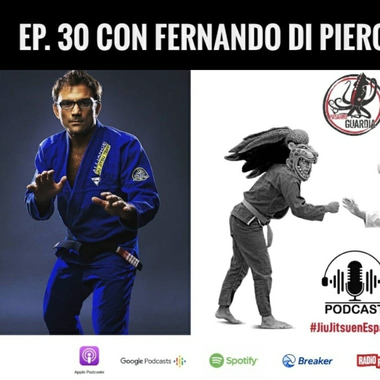 "Ep. 30 Con Fernando Di Piero ""Soluço"""
