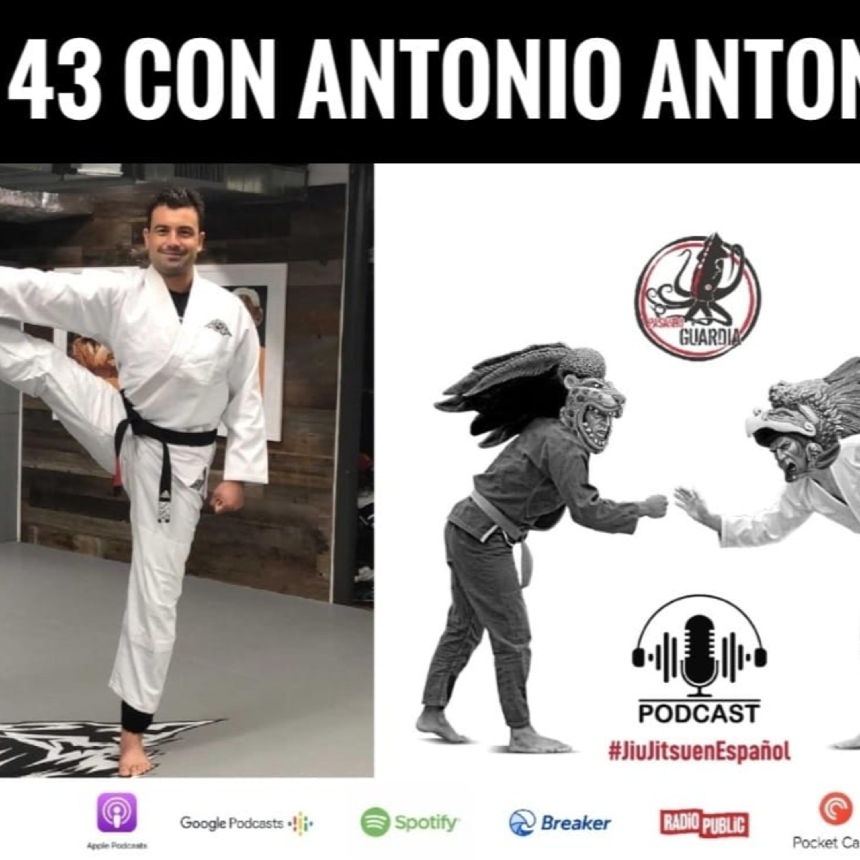 EP. 43 con Antonio Antonioli. La importancia de la respiración y meditación.
