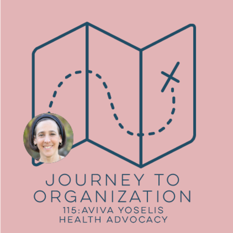 115:Aviva Yoselis Health advocacy