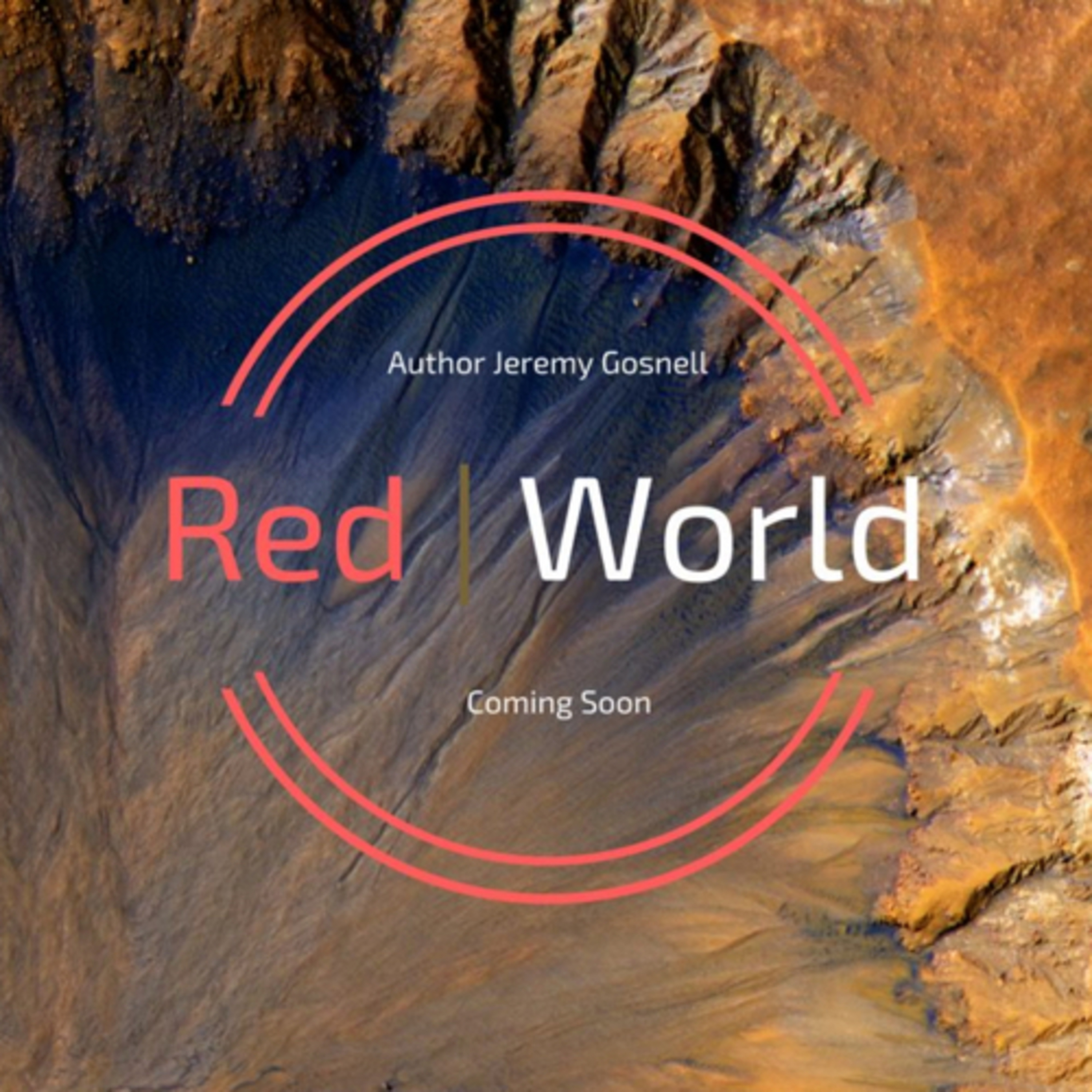 Introduction to Red World: a sci-fi literary experience.