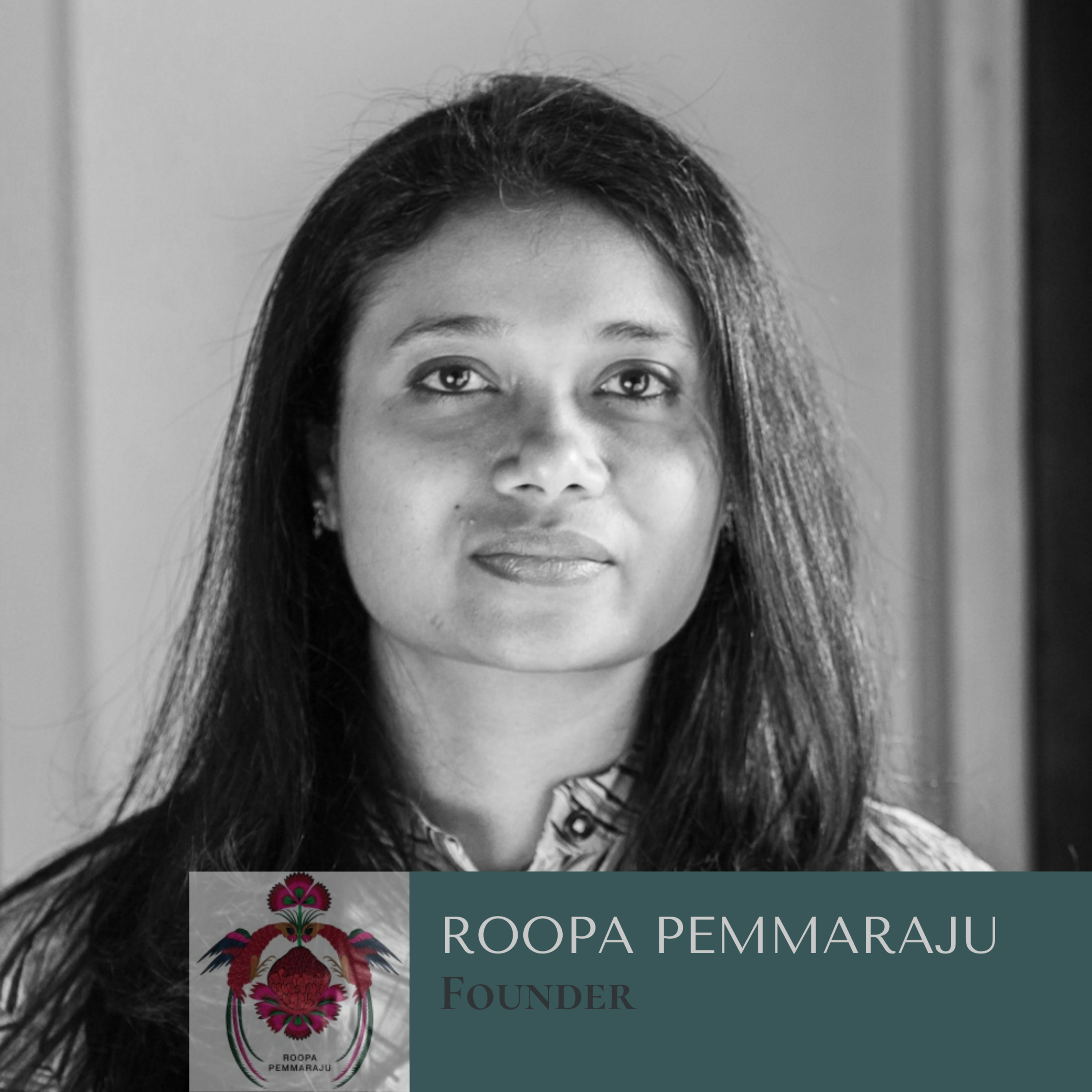 Roopa Pemmaraju, Founder, Sustainable Ethical Brand | Location: New York, US