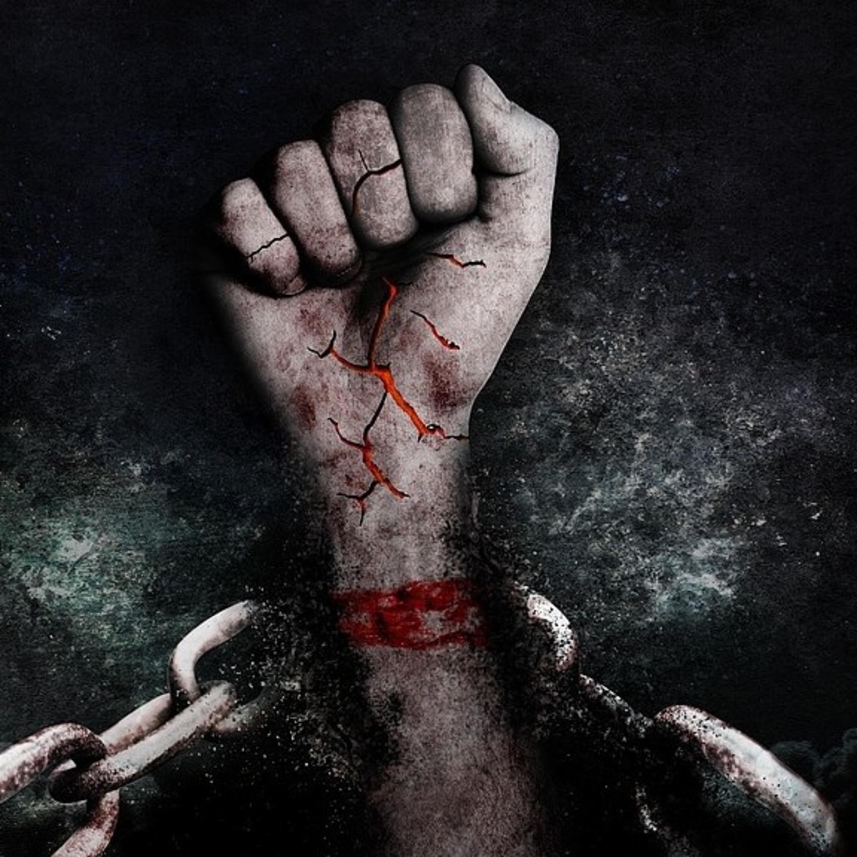 Rise X Up 5 : Breaking Chains - Josh Hatcher