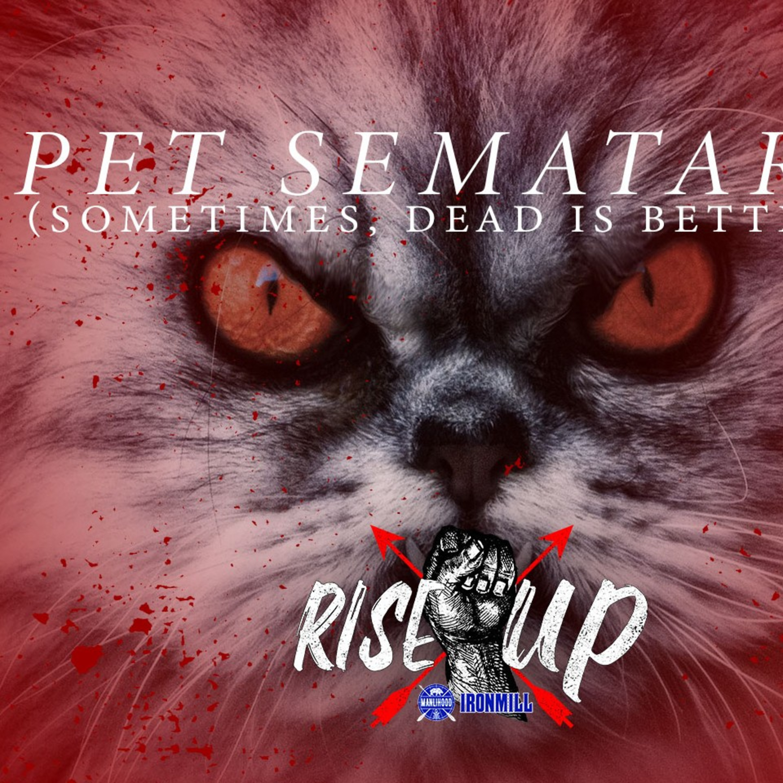 Rise X Up 4: Pet Sematary (Sometimes Dead is Better) Josh Hatcher | Manlihood ManCast