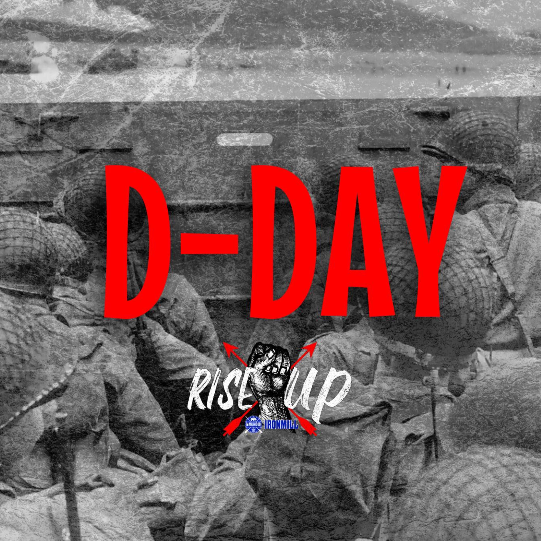 Rise X Up 6: D-Day - Josh Hatcher