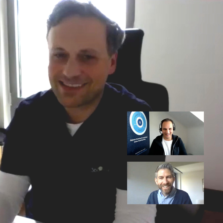 #007 - Auf den Zahn gefühlt: Digitaler Zahnarzt Efthimios Giannakoudis