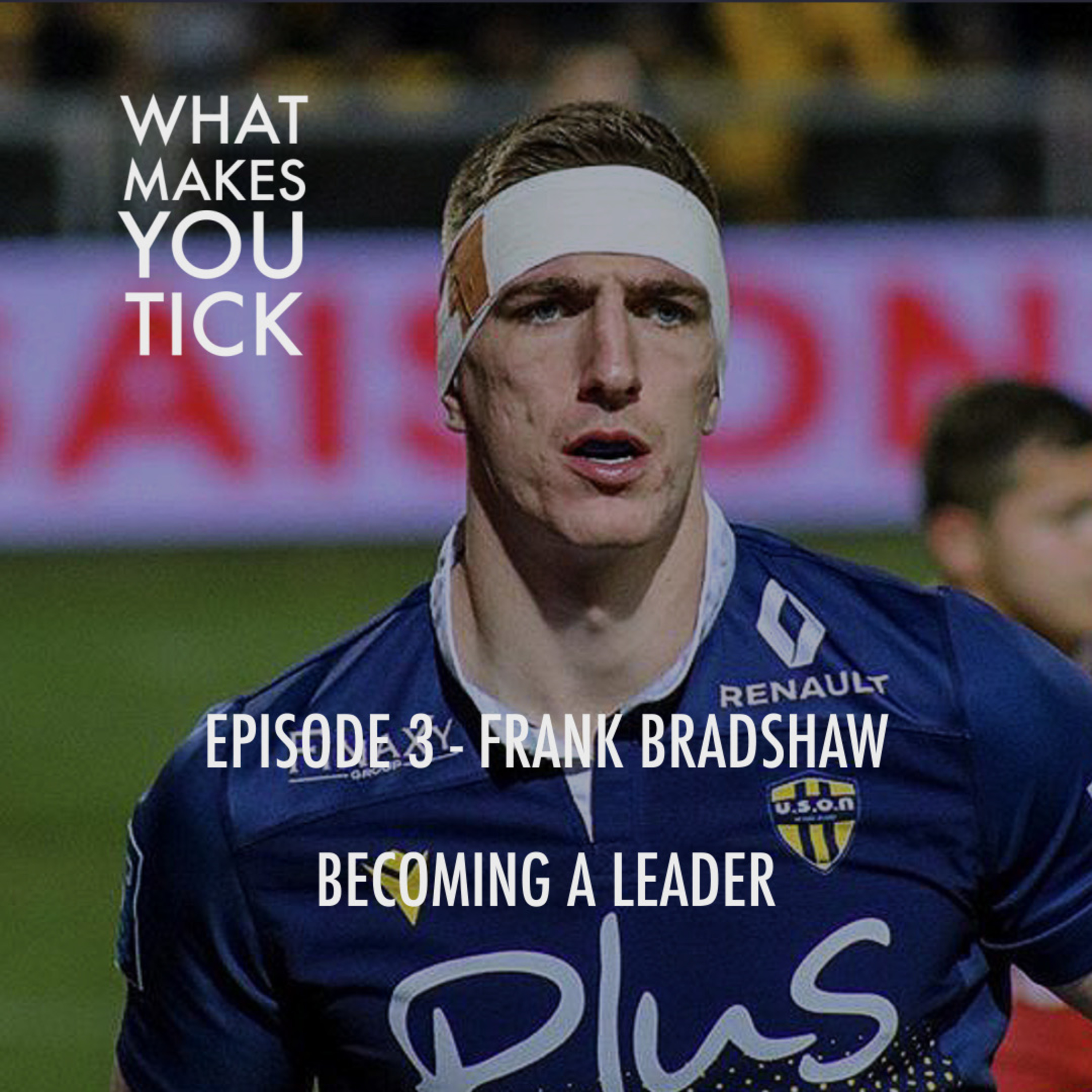 Episode 3 - Becoming a leader