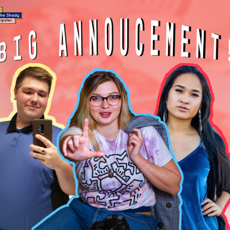 BIG ANNOUCEMENT | Friendship & Online Relationship