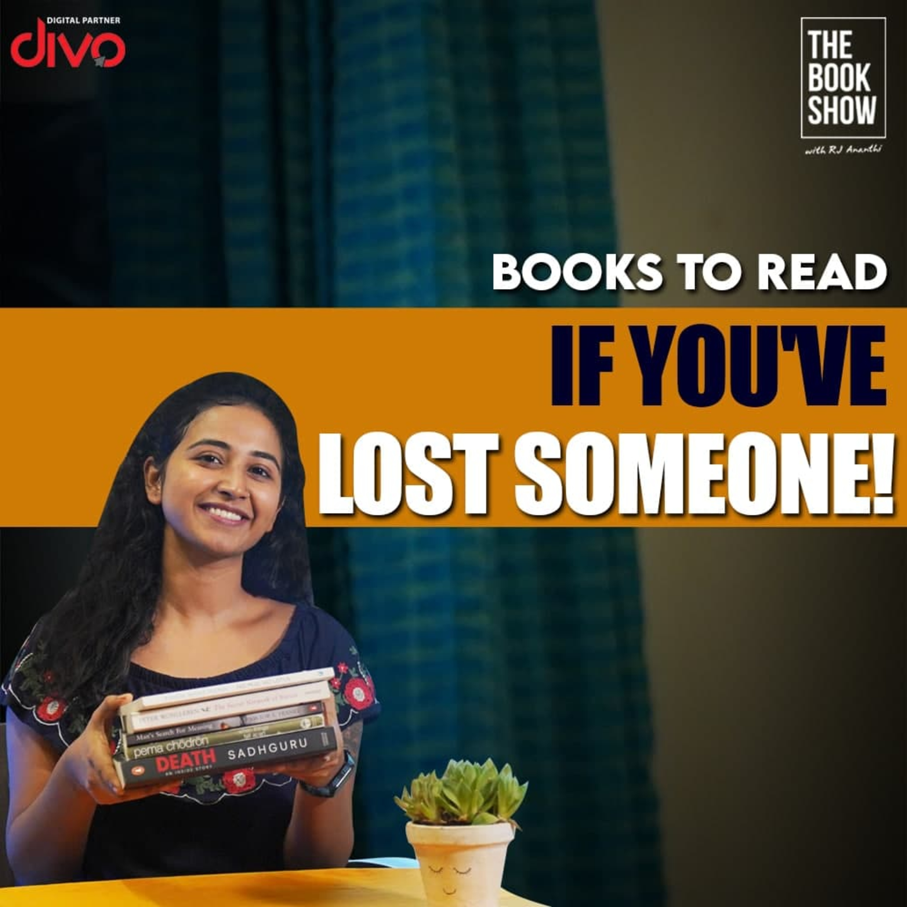 Books To Read While Grieving   The Book Show ft. RJ Ananthi