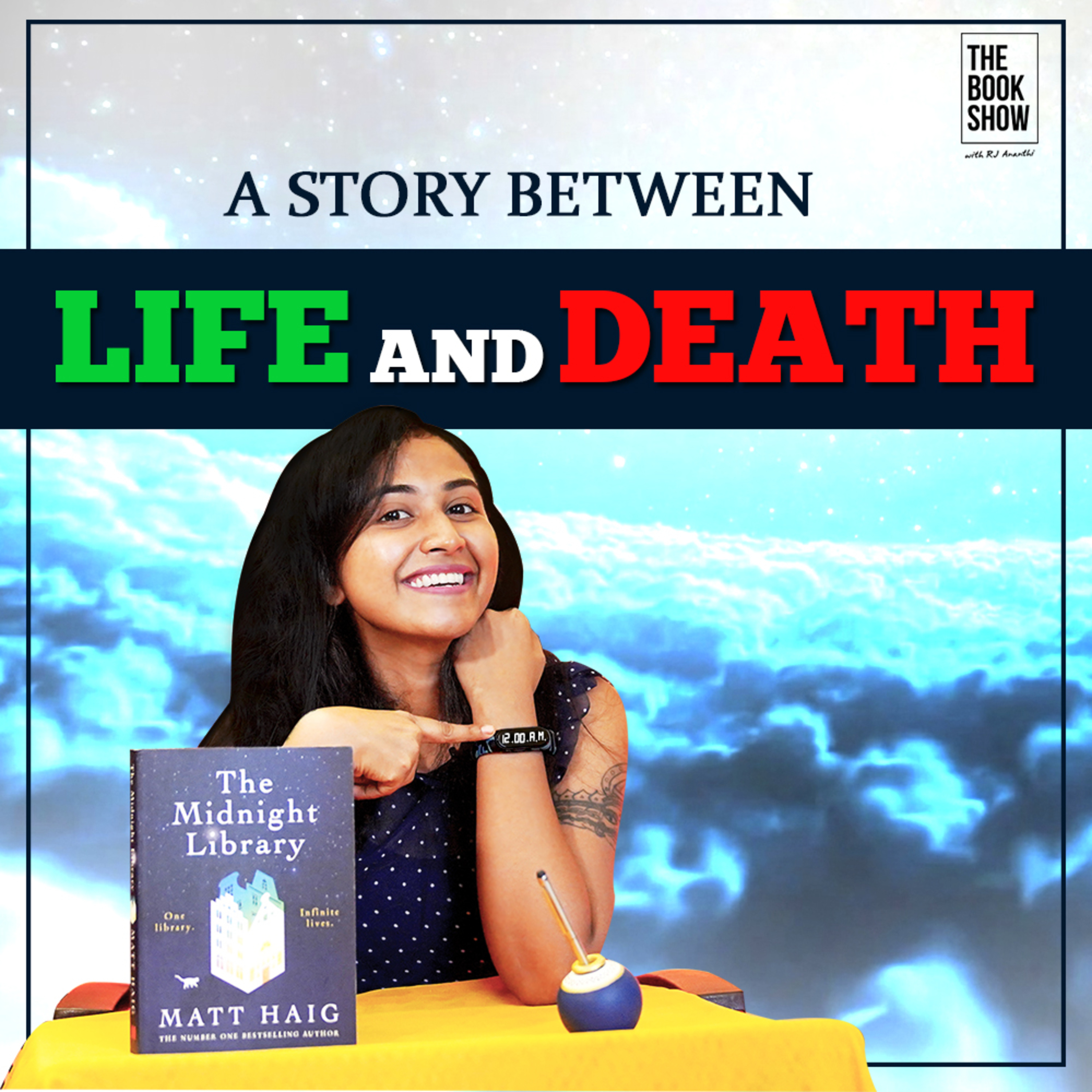 The Midnight Library   Fiction Review ft. RJ Ananthi   The Book Show