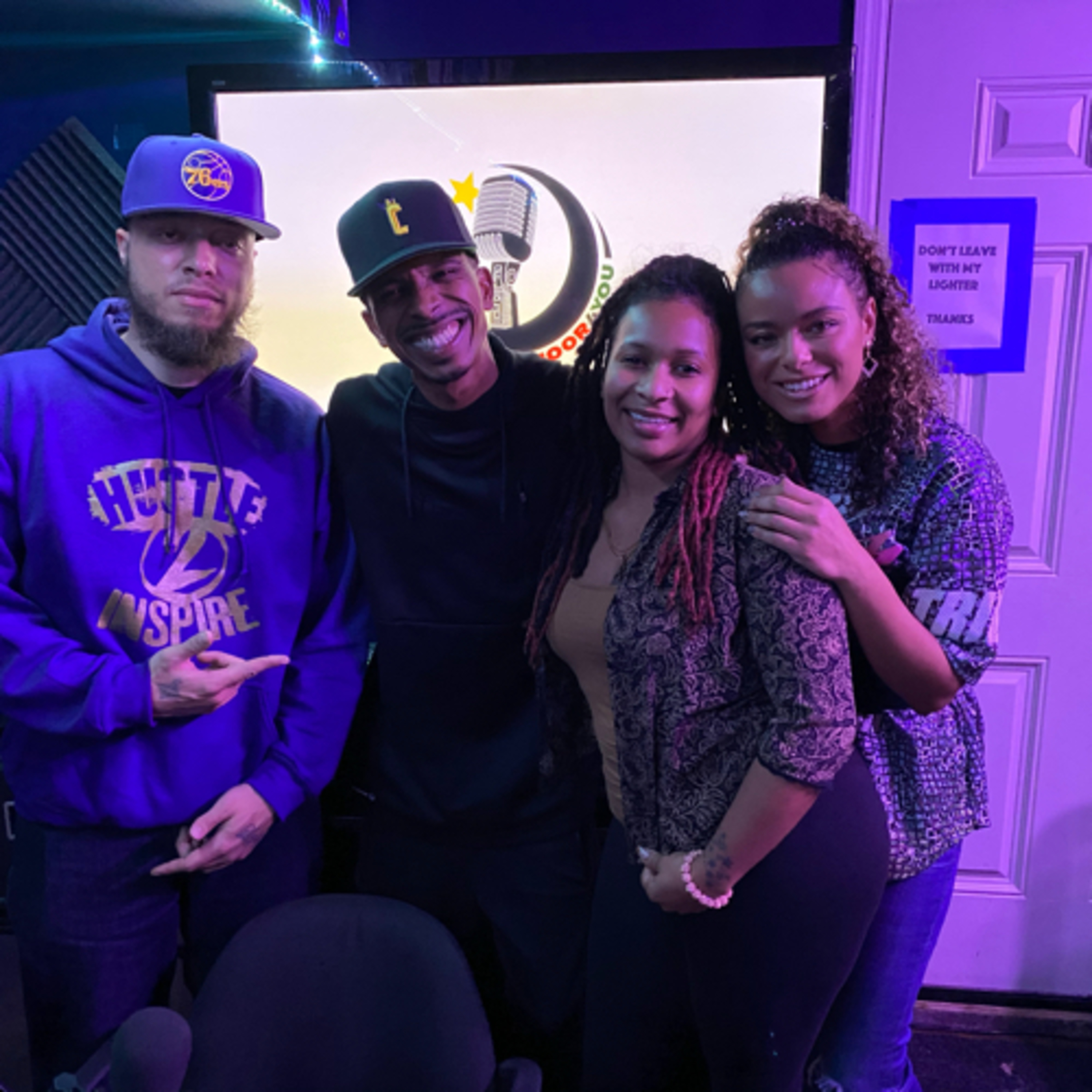 Sir From Boom 103.9 Philly Gives His Insight On His Life Experiences & How He Got Into Radio