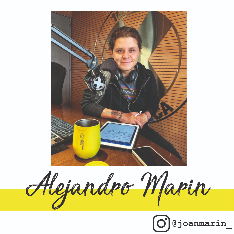 Conversando con melómanos – Alejandro Marin