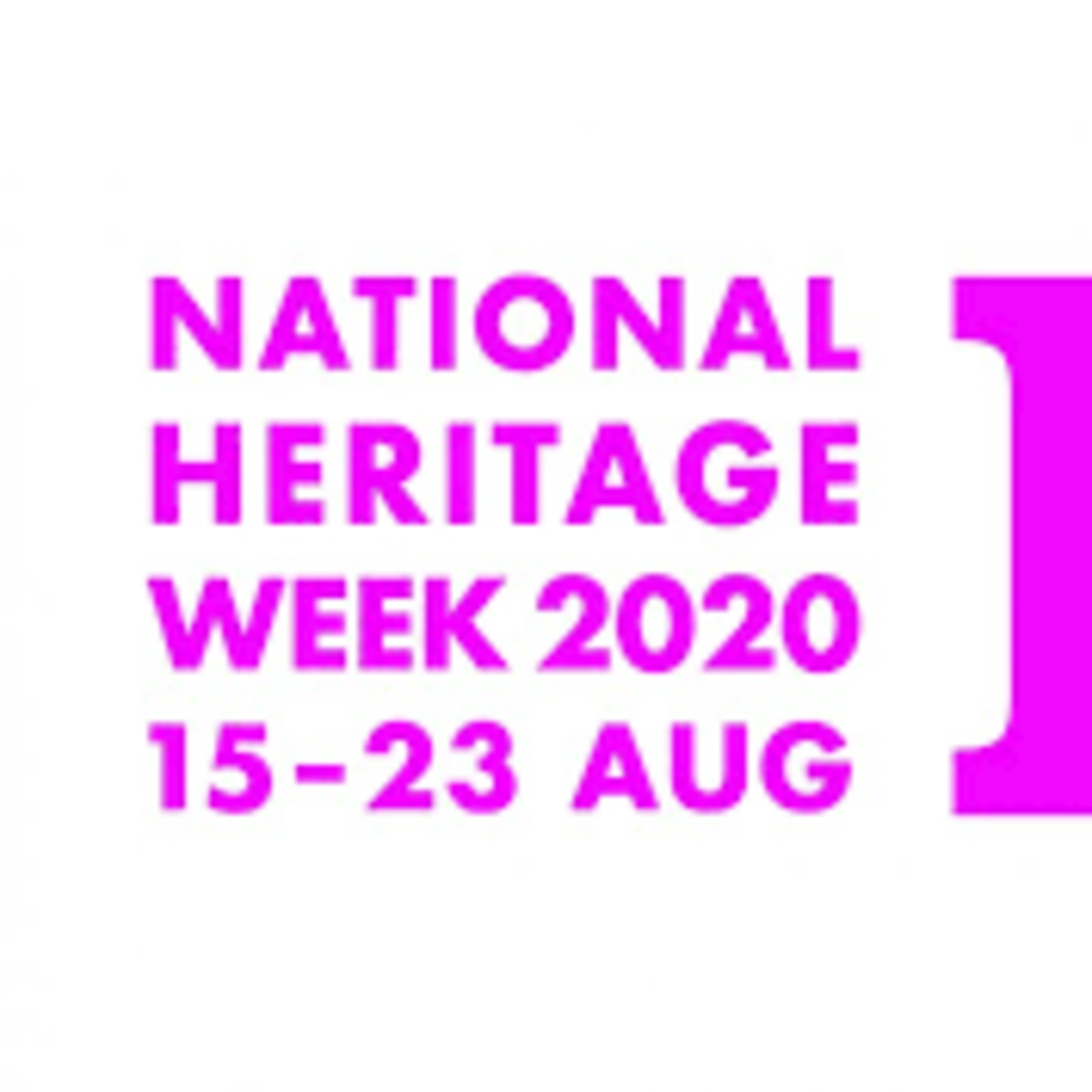 LOCAL VOICES, LOCAL HISTORY - HERITAGE WEEK 2020 EPISODE 6