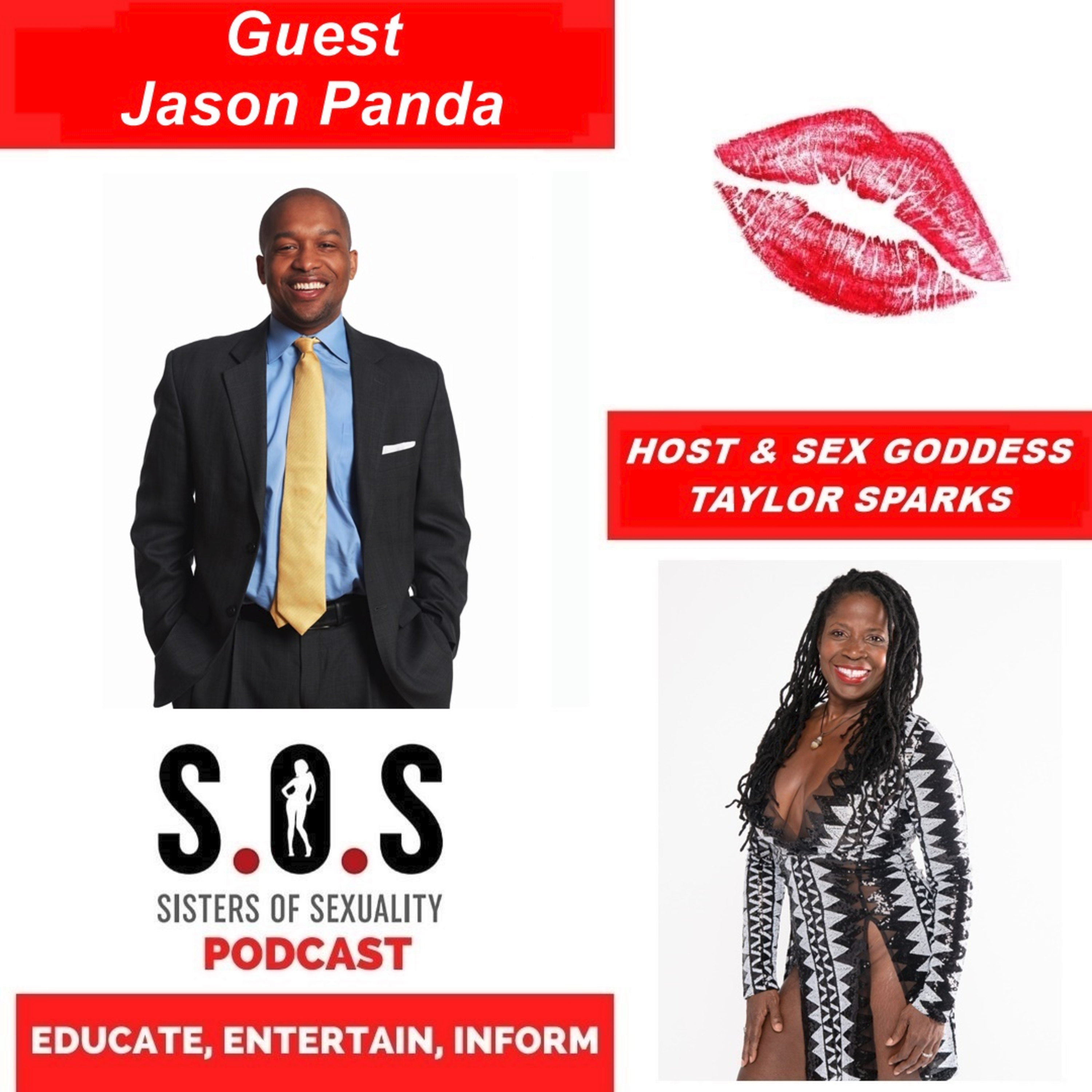 Sisters of Sexuality: Five Shades Of Play - Only Black Owned Condom Company Founder, Jason Panda, Brings His Own Chair To The Table of the $7 Billion Dollar Industry