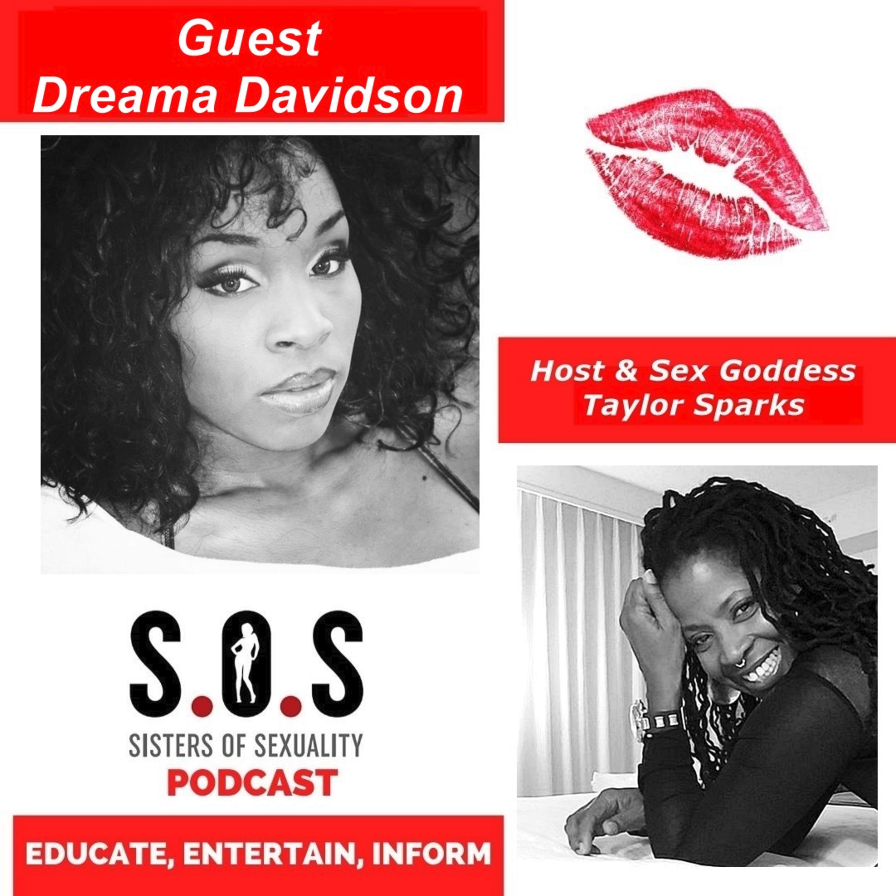 Sisters of Sexuality: Five Shades Of Play - Living The Dream With Choreographer, Fitness Expert and Motivational Speaker Dreama Davidson