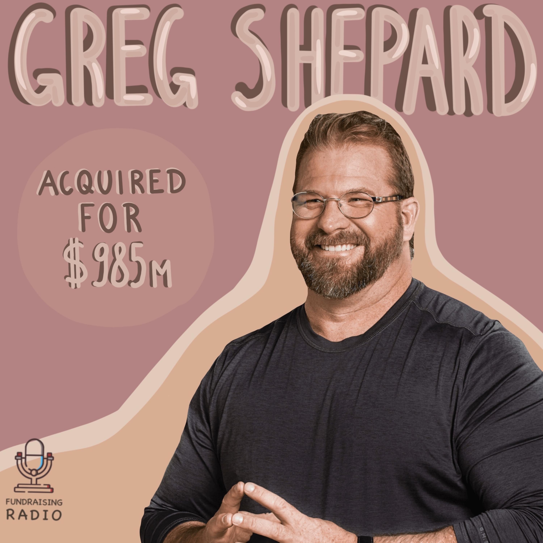 Acquired for $985 million by Ebay - legendary serial entrepreneur, Greg Shepard talks about building startups.