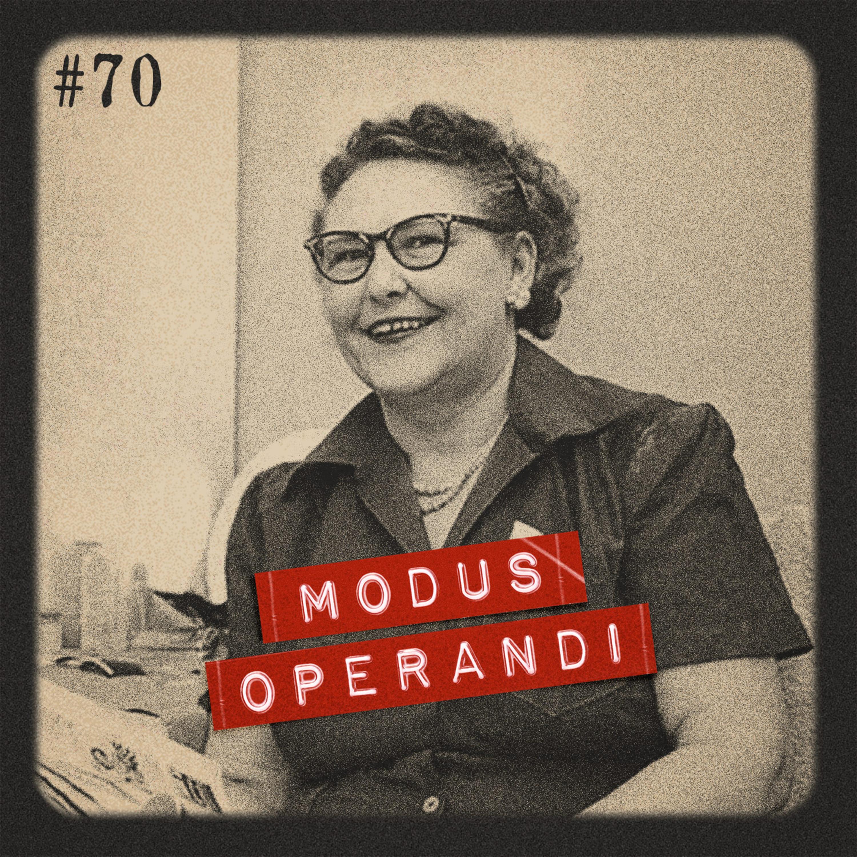 #70 - Nannie Doss: A vovó assassina