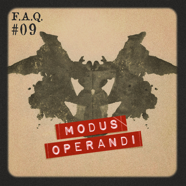 FAQ #09 - Teste de Rorschach, crimes que prescrevem e mais